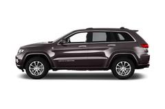 Jeep Grand Cherokee Overland SUV (2010 - heute) 5 Türen Seitenansicht