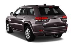 Jeep Grand Cherokee Overland SUV (2010 - heute) 5 Türen seitlich hinten