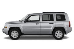 Jeep Patriot Sport SUV (2007 - heute) 5 Türen Seitenansicht