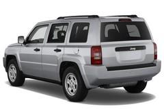 Jeep Patriot Sport SUV (2007 - heute) 5 Türen seitlich hinten
