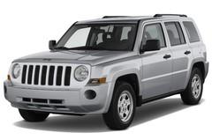 Jeep Patriot Sport SUV (2007 - heute) 5 Türen seitlich vorne