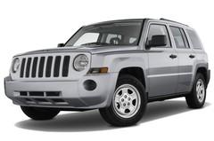 Jeep Patriot Sport SUV (2007 - heute) 5 Türen seitlich vorne mit Felge