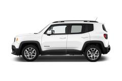 Jeep Renegade Longitude SUV (2014 - heute) 5 Türen Seitenansicht