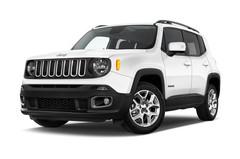 Jeep Renegade Longitude SUV (2014 - heute) 5 Türen seitlich vorne mit Felge