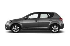Kia Ceed Attract Kompaktklasse (2006 - 2013) 5 Türen Seitenansicht