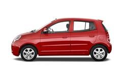 Kia Picanto Vision Kleinwagen (2004 - 2011) 5 Türen Seitenansicht