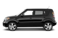 Kia Soul Spirit SUV (2008 - 2014) 5 Türen Seitenansicht