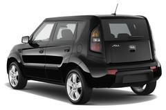 Kia Soul Spirit SUV (2008 - 2014) 5 Türen seitlich hinten