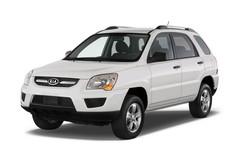 Kia Sportage SUV (2010 - 2016)