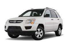 Kia Sportage - SUV (2010 - 2016) 5 Türen seitlich vorne mit Felge