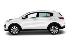 Kia Sportage Platinum Edition SUV (2016 - heute) 5 Türen Seitenansicht