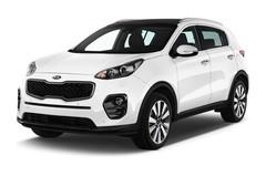 Kia Sportage Platinum Edition SUV (2016 - heute) 5 Türen seitlich vorne