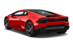 Lamborghini Huracán - Coupé (2015 - heute) 2 Türen seitlich hinten
