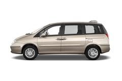 Lancia Phedra - Van (2002 - 2010) 5 Türen Seitenansicht