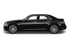 Lancia Thema Platinum Limousine (2011 - 2014) 4 Türen Seitenansicht