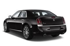 Lancia Thema Platinum Limousine (2011 - 2014) 4 Türen seitlich hinten
