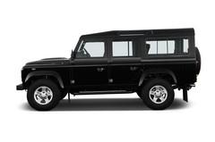 Land Rover Defender SE SUV (1990 - 2015) 3 Türen Seitenansicht