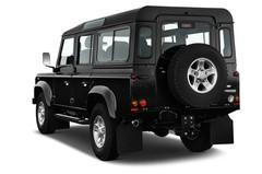 Land Rover Defender SE SUV (1990 - 2015) 3 Türen seitlich hinten