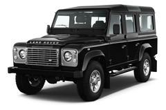 Land Rover Defender SE SUV (1990 - 2015) 3 Türen seitlich vorne