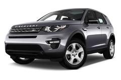 Land Rover Discovery Sport HSE Luxury SUV (2014 - heute) 5 Türen seitlich vorne mit Felge