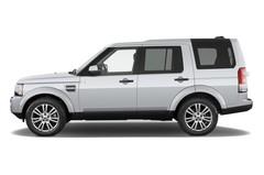 Land Rover Discovery S SUV (2009 - 2016) 5 Türen Seitenansicht