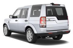 Land Rover Discovery S SUV (2009 - 2016) 5 Türen seitlich hinten