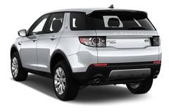 Land Rover Discovery Hse SUV (2016 - heute) 5 Türen seitlich hinten