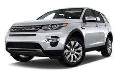Land Rover Discovery Hse SUV (2016 - heute) 5 Türen seitlich vorne mit Felge