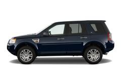 Land Rover Freelander HSE SUV (2006 - 2014) 5 Türen Seitenansicht