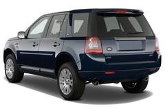 Land Rover Freelander HSE SUV (2006 - 2014) 5 Türen seitlich hinten