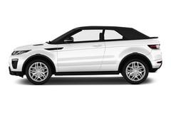 Land Rover Range Rover Evoque HSE Dynamic Cabrio (2015 - heute) 2 Türen Seitenansicht
