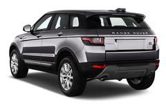 Land Rover Range Rover Evoque HSE SUV (2011 - heute) 5 Türen seitlich hinten
