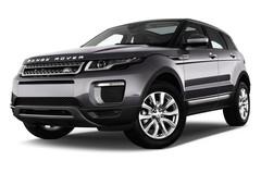 Land Rover Range Rover Evoque HSE SUV (2011 - heute) 5 Türen seitlich vorne mit Felge