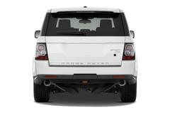 Land Rover Range Rover Sport HSE SUV (2005 - 2013) 5 Türen Heckansicht