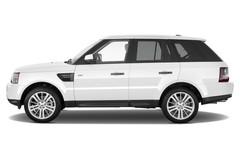 Land Rover Range Rover Sport HSE SUV (2005 - 2013) 5 Türen Seitenansicht
