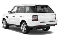 Land Rover Range Rover Sport HSE SUV (2005 - 2013) 5 Türen seitlich hinten