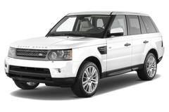 Land Rover Range Rover Sport HSE SUV (2005 - 2013) 5 Türen seitlich vorne