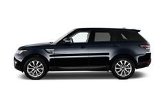 Land Rover Range Rover Sport HSE SUV (2013 - heute) 5 Türen Seitenansicht