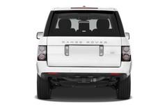 Land Rover Range Rover HSE SUV (2002 - 2012) 5 Türen Heckansicht