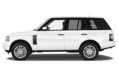 Land Rover Range Rover HSE SUV (2002 - 2012) 5 Türen Seitenansicht