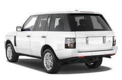 Land Rover Range Rover HSE SUV (2002 - 2012) 5 Türen seitlich hinten