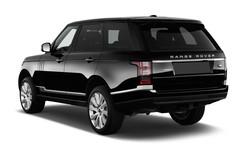 Land Rover Range Rover HSE SUV (2012 - heute) 5 Türen seitlich hinten
