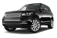 Land Rover Range Rover HSE SUV (2012 - heute) 5 Türen seitlich vorne mit Felge