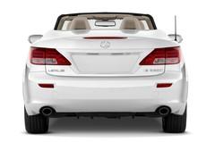 Lexus IS IS 250C Cabrio (2009 - 2013) 2 Türen Heckansicht