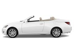 Lexus IS IS 250C Cabrio (2009 - 2013) 2 Türen Seitenansicht