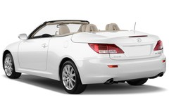 Lexus IS IS 250C Cabrio (2009 - 2013) 2 Türen seitlich hinten