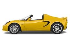 Lotus Elise R Cabrio (2000 - 2010) 2 Türen Seitenansicht