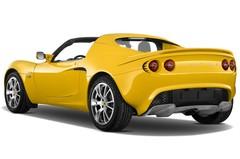 Lotus Elise R Cabrio (2000 - 2010) 2 Türen seitlich hinten