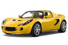 Lotus Elise R Cabrio (2000 - 2010) 2 Türen seitlich vorne