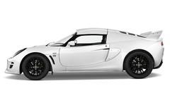 Lotus Exige S Coupé (2004 - 2011) 2 Türen Seitenansicht